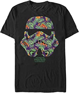 STAR WARS Men's Humid Helmet Graphic T-Shirt
