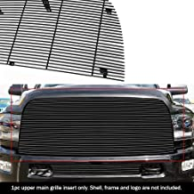 Paragon Front Grille for 2010-18 Dodge Ram 2500//3500 Matte Black Honeycomb Mesh Style Grill