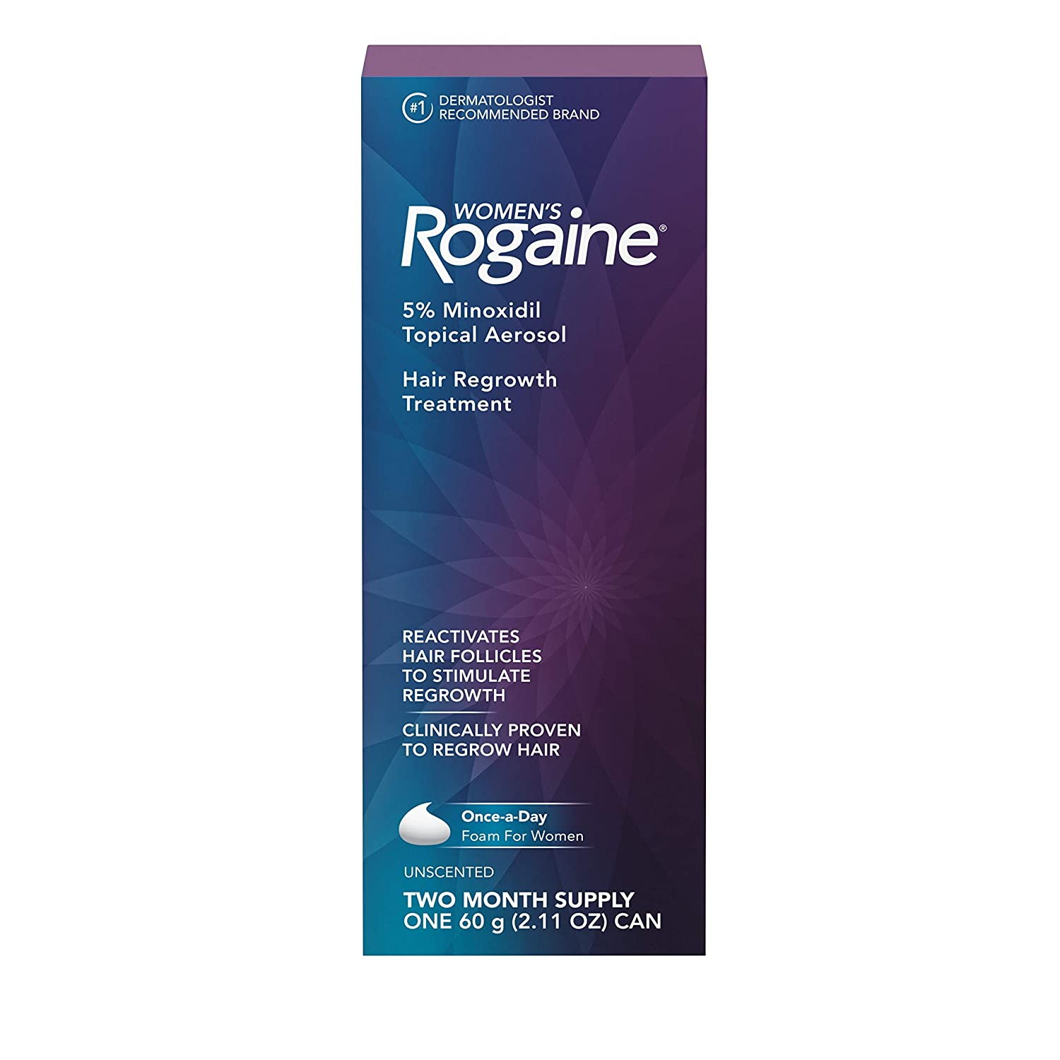 Women's Rogaine 5% Minoxidil Foam for Thinning Hair Finally popular brand Loss To and Discount is also underway