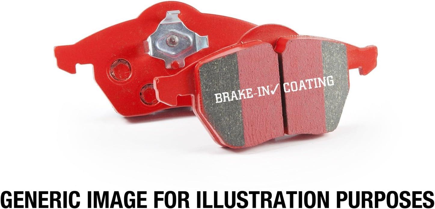 EBC Brakes DP31552C Redstuff Ceramic Low Dust Brake Pad
