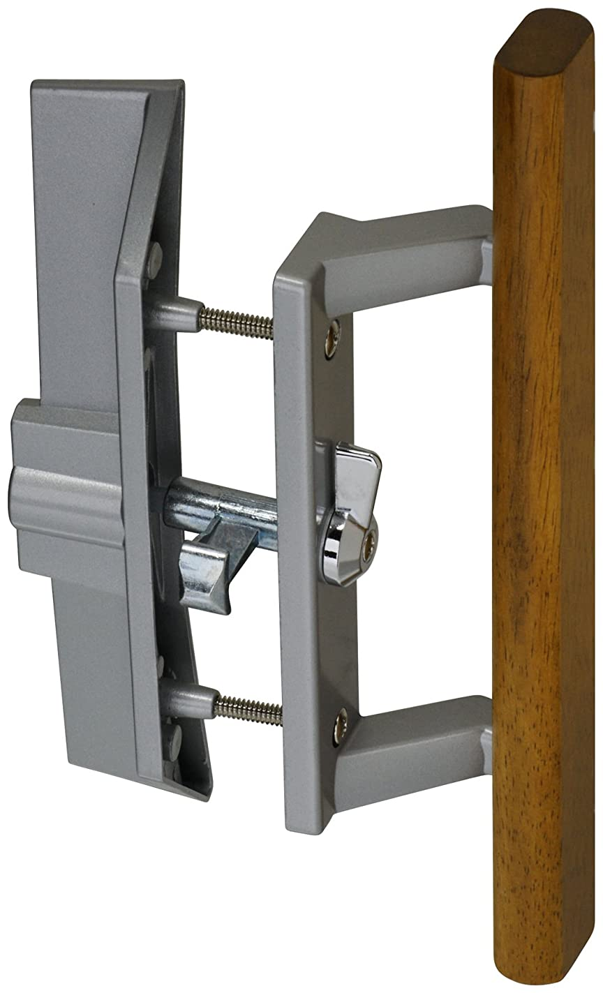 Stanley National N349-209 Locking Patio Door Handle Latch Set
