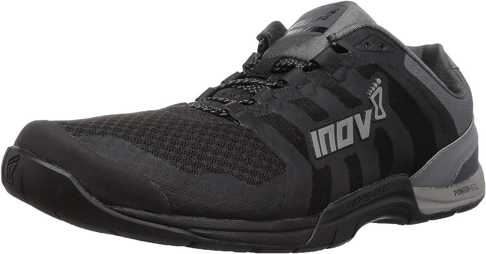 INOV-8 Chaussures de Sport Nouveau Femmes F-Lite 235 V2 Chaussures de Sport Noir gris, Noir, 42