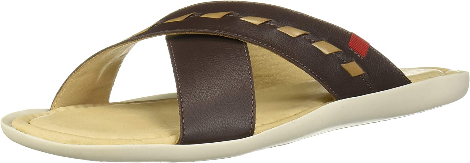 Marc OFFicial site Low price Joseph New York Men's Leather in Made Sa Beach Brazil Cedar