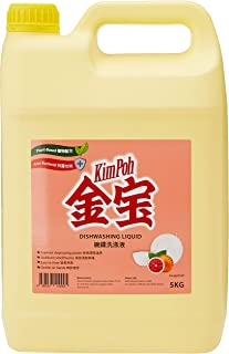 Kim Poh Dishwashing Liquid Anti-Bacterial, 5kg