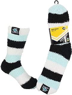 NRL Women's Bed Socks, Cronulla-Sutherland Sharks