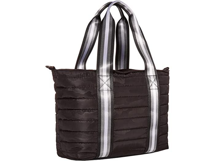 Think Royln Junior Wingman Bag Black Camo/black Pewter/white Web Handbags