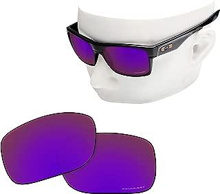 Best oakley twoface lenses purple Reviews