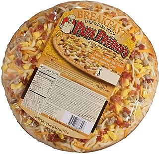 papa primos breakfast pizza