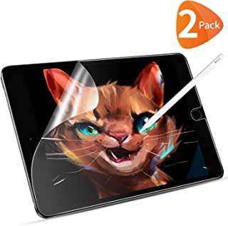 Bewahly Protector Pantalla para iPad 10.2 2019/iPad 7/iPad Air 3/iPad Pro 10.5 Pulgadas [2 Piezas], Ultra Fino Mate Anti-rreflejo Película de Papel, Compatible con Apple Pencil, Escritura o Dibujo