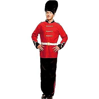 My Other Me Me-200997 Policía Disfraz de guardia inglesa para ...