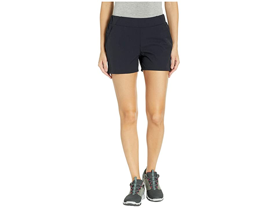 United By Blue Anywhere Stretch Shorts (Black) Women