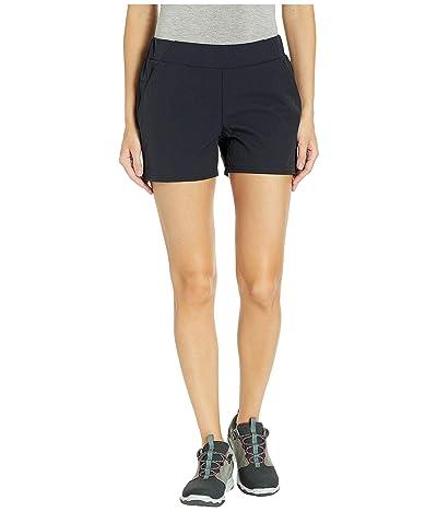 United By Blue Anywhere Stretch Shorts (Black) Women