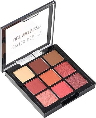 SWISS BEAUTY Mini 9 Eyeshadow Palette