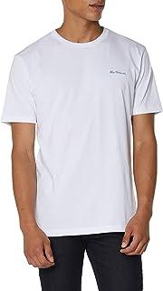 Ben Sherman Men's Chest Embroidery T-Shirt
