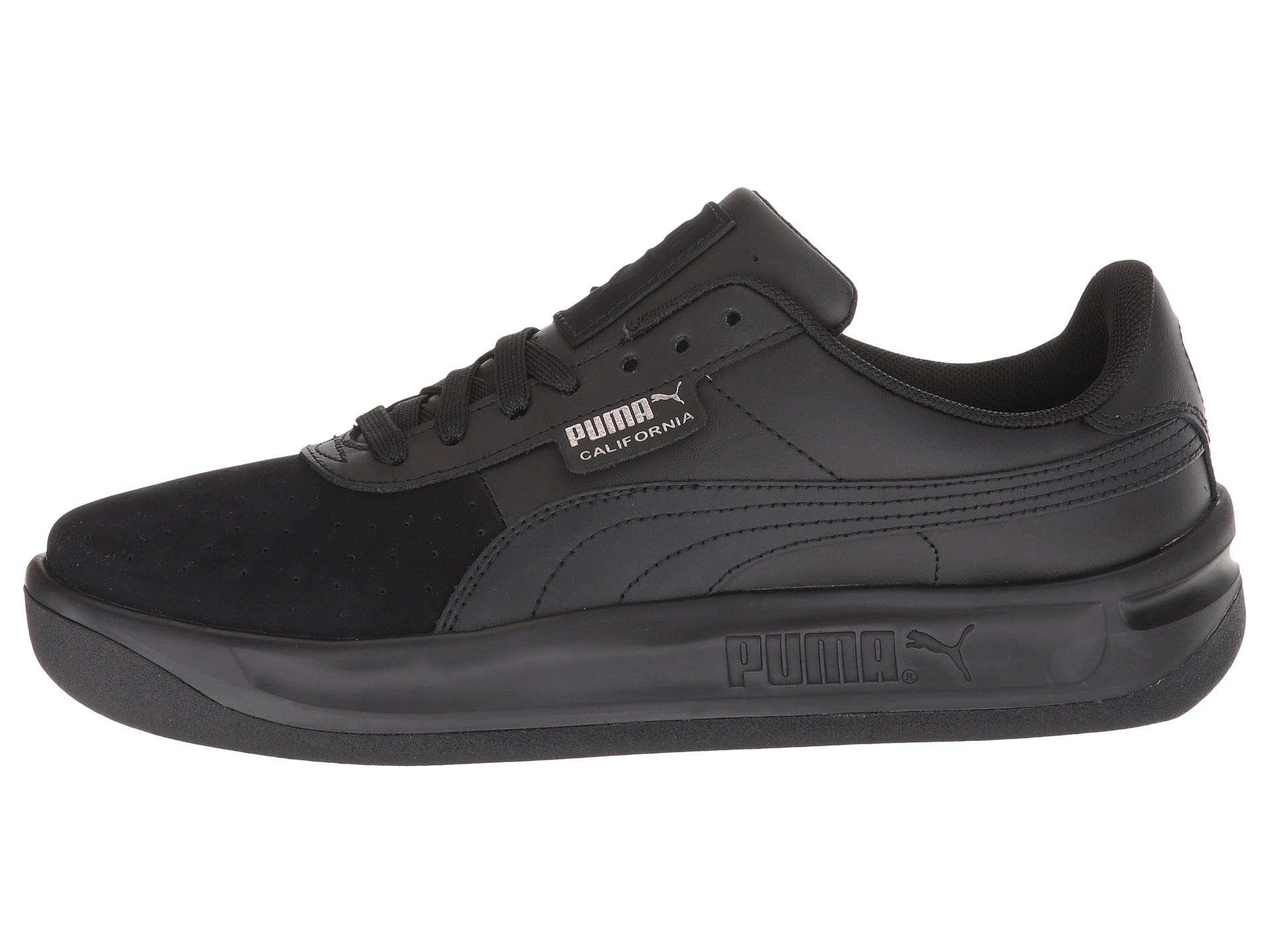 metallic California Exotic Puma Ash Black qwW7nn6tA