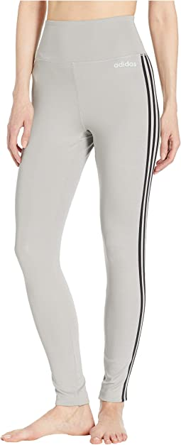 Designed-2-Move High-Rise Long 3-Stripes Tights