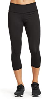 Mission Womens Vaporactive All Season Cooling System mid-Rise Capri Legging MISSP17W011-P
