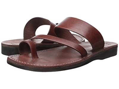 Jerusalem Sandals Zohar Mens (Brown) Men