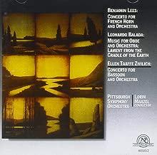 zwilich bassoon concerto