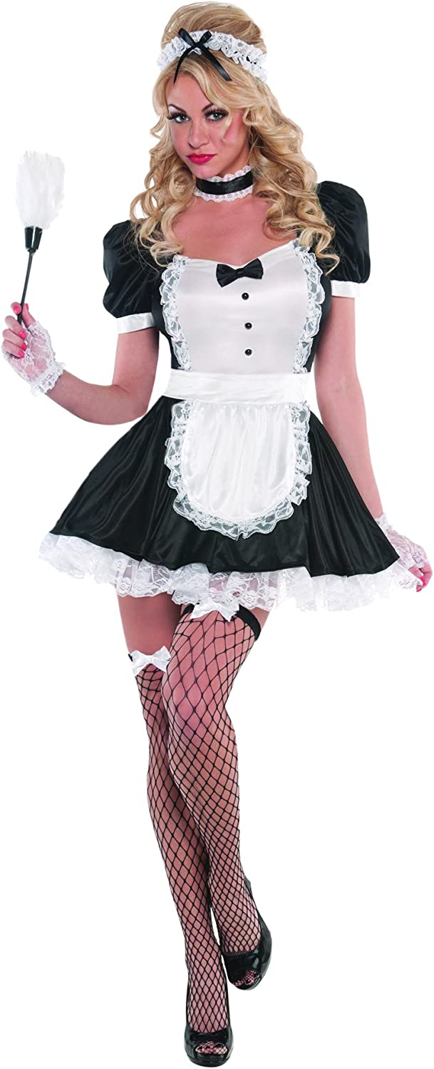 Adults All items in the store Sassy Maid Costume - Our shop OFFers the best service 8-10 Size