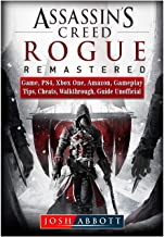 Assassins Creed Rogue Remastered Game, Ps4, Xbox One, Amazon, Gameplay, Tips, Cheats, Walkthrough, Guide Unofficial
