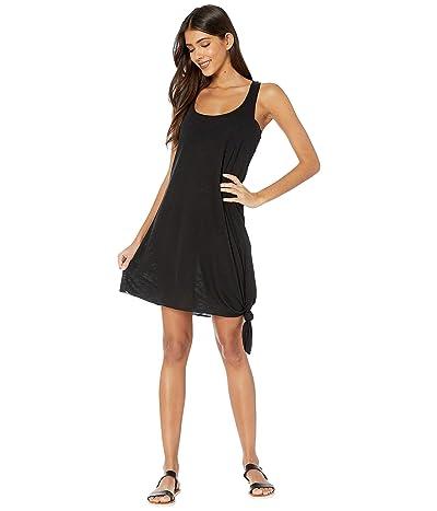 BECCA by Rebecca Virtue Breezy Basics Knot Side Tie Dress Cover-Up