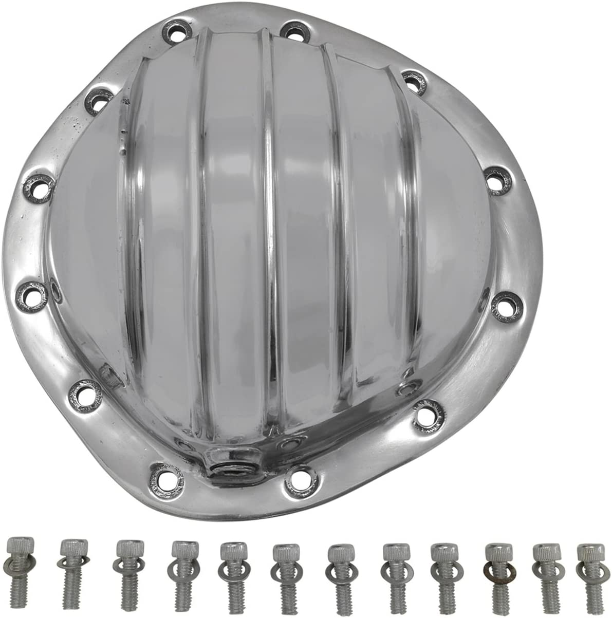 Yukon YP C2-GM12T Polished Aluminum Fixed price for sale Free shipping / New Cover GM Truck 12-Bolt