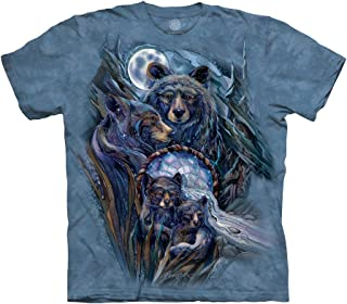 Mountain Journey Dreamtime Adult T Shirt