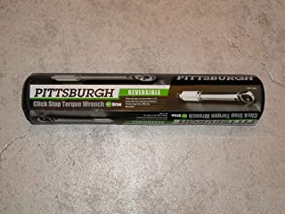 Best pittsburgh torque wrench 1/4 Reviews