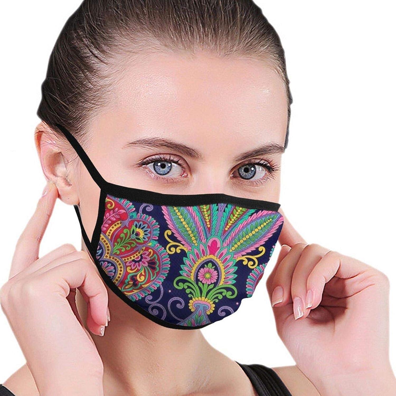 2 Packs Anti-Dust Purple Charming Lavender Face Cloth Mouth Wear Unisex Cotton