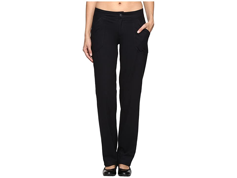 ExOfficio Aysha Pants (Black) Women