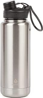 Manna Ranger PRO 40 oz. Water Bottle in Stainless Steel