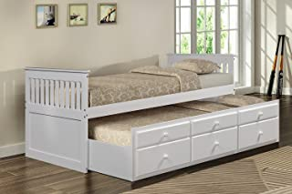 Amazoncom Trundle Beds Beds Frames Bases Home Kitchen