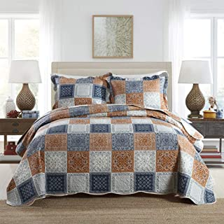 Best queen quilts and shams Reviews