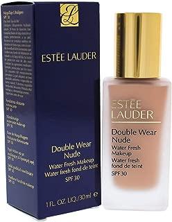 Estee Lauder Double Wear Nude Water Fresh Makeup Spf 30-4c1 Outdoor Beige, 1 Ounce
