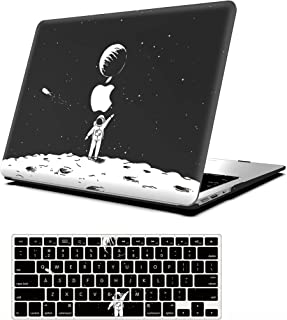 AOGGY Hard Case for MacBook Air 13 Inch Model:A1369/A1466 (2010-2017 Release), Outer Space Model Ultra-Thin HD Painted Plastic Hard Shell Protector Cover with Keyboard Cover-Space Astronaut