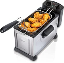 Oster CKSTDFZM37-SS1 Professional Style Stainless Steel Deep Fryer