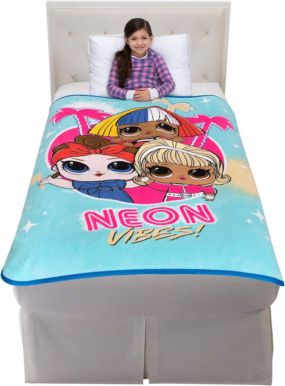 Franco Kids Bedding Super Soft Fort Worth Mall Micro Raschel Direct sale of manufacturer 60