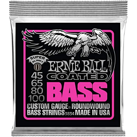 ERNIE BALL SLINKY COBALT BASS SINGLE 40