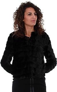 4f9477724ce361 Amazon.it: ecopelliccia - Giacche e cappotti / Donna: Abbigliamento