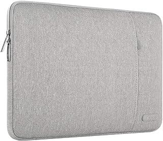 MOSISO Funda Protectora Compatible con iPad Air 3 2019, 9.7-11 iPad Pro, 2018 Surface Go, iPad Air 2/1 (iPad 6/5), iPad 4/3/2/1, Bolsa de Repelente de Agua de Estilo Vertical, Gris