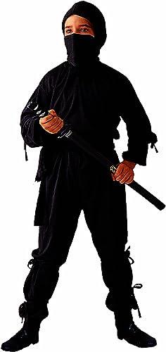 tienda de descuento Disfraces RG 19040-L Ninja Costume - Tama-o Grande con con con ni-os  solo para ti