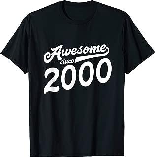 19th Birthday Shirt Boy Girl Gift 19 Year Old Daughter Son