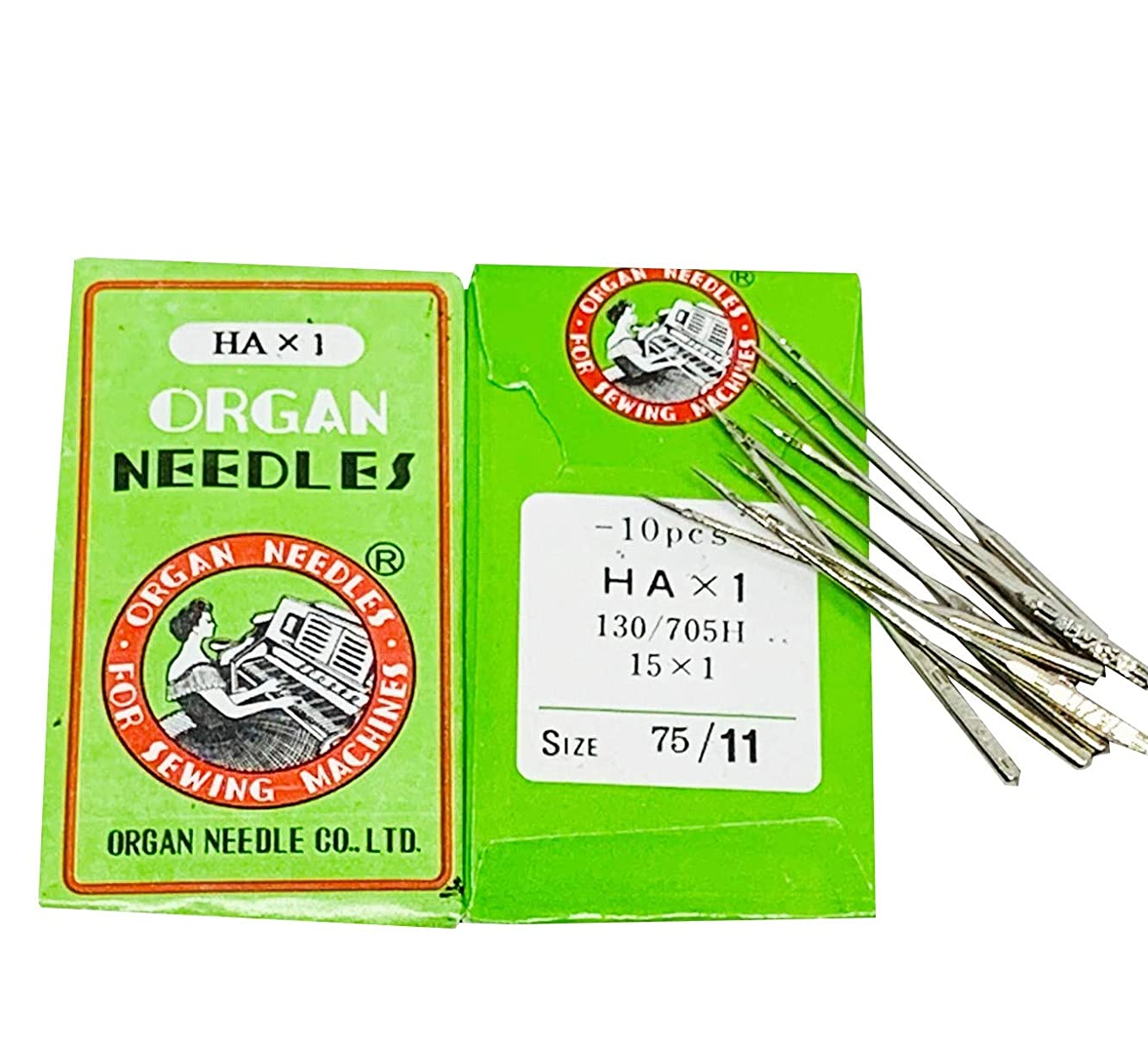 Organ Sewing Machine Needles Home-use Size 75/11