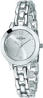 Chronostar R3753246503 Jewel Year Round Analog Quartz Silver Watch