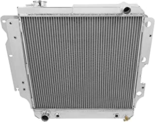 DNA Motoring RA-FM67-3 Aluminum Racing Radiator