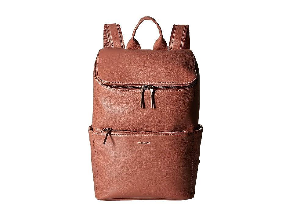 Matt & Nat Dwell Brave (Clay) Handbags