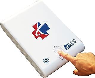 Drugsafe RXDS01 Rx Drugsafe Rxds01 Fingerprint Activated Medication Safe 120