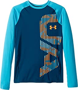 Armour Novelty Long Sleeve (Big Kids)