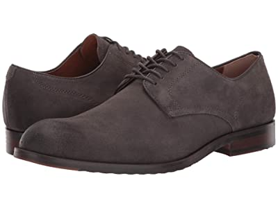 Steve Madden Briton Oxford (Grey Suede) Men